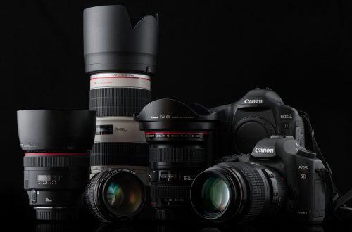 Foto de Vakman Canon objectieven