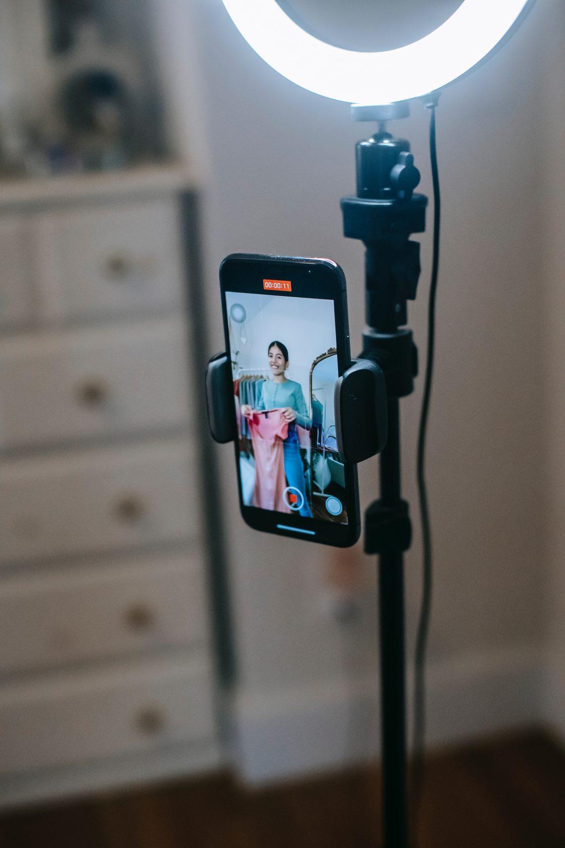 selfie ring lamp